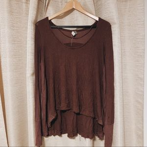 Long Sleeved Top: Free People/We The Free